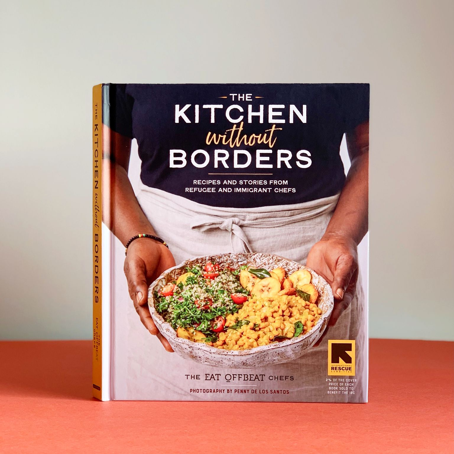 The Kitchen Without Borders Cookbook Eat Offbeat